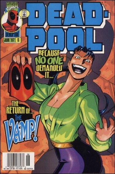 Deadpool (1997) 6-B by Marvel