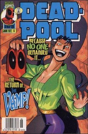 Deadpool (1997) 6-B