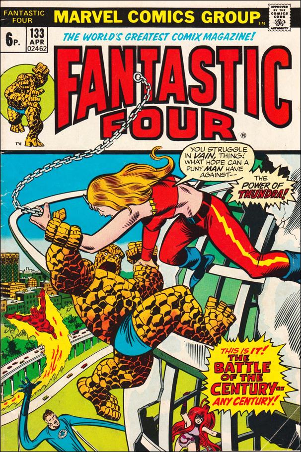 Fantastic Four (1961) 133-B by Marvel