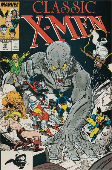 Classic X-Men 22-A by Marvel