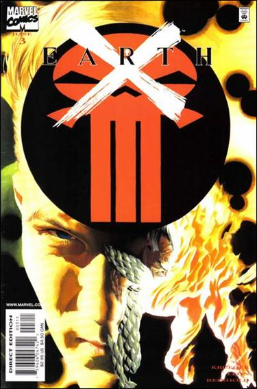 Earth X (1999) 3-A by Marvel