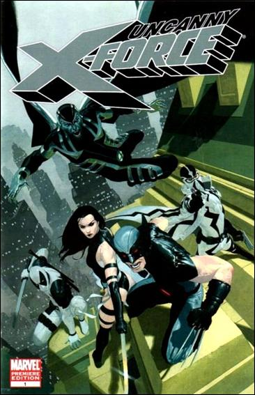 Uncanny X-Force (2010) 1-G by Marvel
