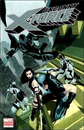 Uncanny X-Force (2010) 1-G