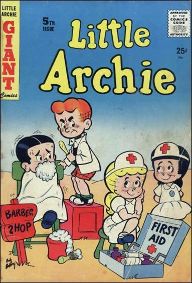 Little Archie 5-A by Archie