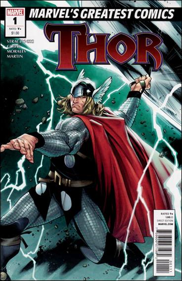 Thor (2007) 1-L by Marvel