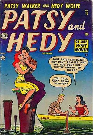Patsy and Hedy 10-A