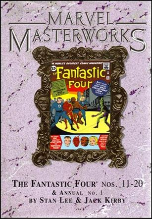 Marvel Masterworks: The Fantastic Four 2-B