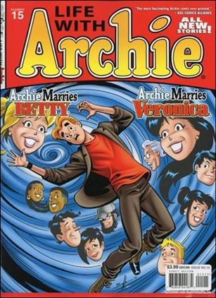 Life with Archie (2010) 15-A