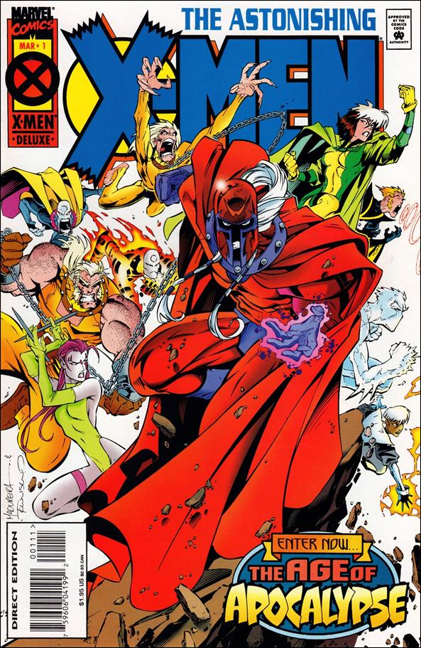 Astonishing X-Men (1995) 1-A by Marvel