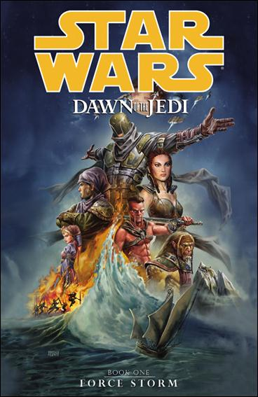 Star Wars: Dawn of the Jedi 1-A by Dark Horse