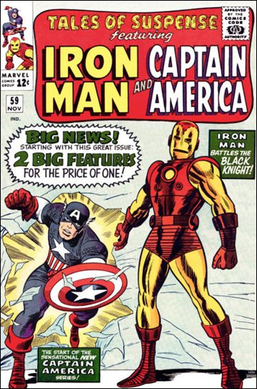 Tales of Suspense (1959) 59-A by Marvel
