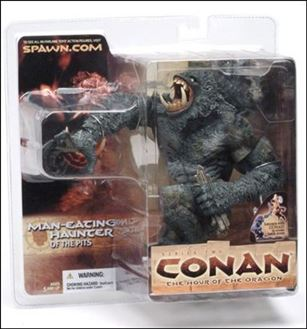 Conan (Series 2) Man-Eating Haunter of the Pits