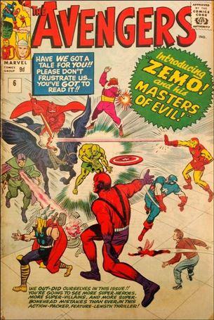 Avengers (1963) 6-B