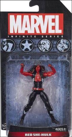 Marvel Infinite Series Red She-Hulk