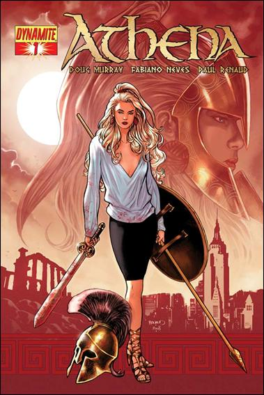 Athena (2009) 1-A by Dynamite Entertainment