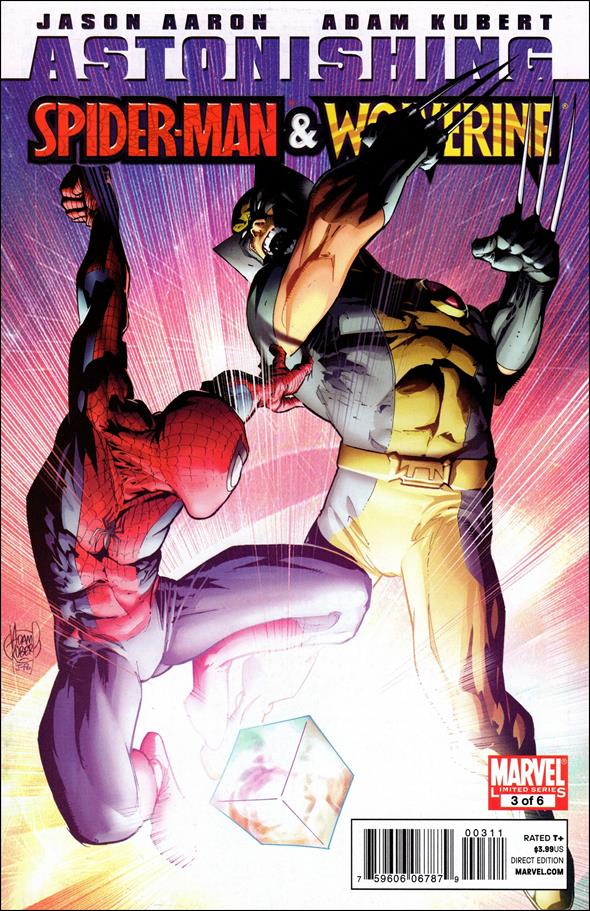 Astonishing Spider-Man & Wolverine 3-A by Marvel