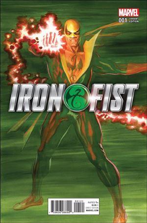 Iron Fist (2017) 1-D