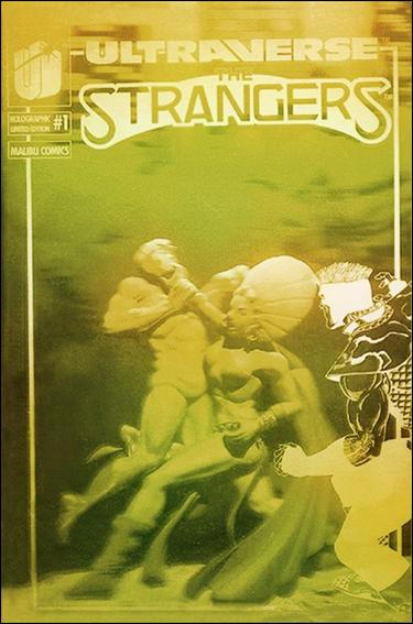 Strangers (1993) 1-D by Malibu