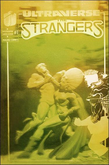 Strangers (1993) 1-D by Malibu