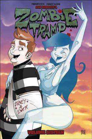 Zombie Tramp 16-A