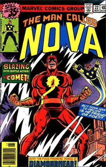 Nova (1976) 22-A by Marvel