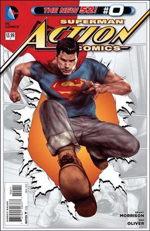 Action Comics (2011) 0-A