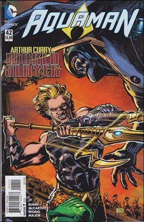 Aquaman (2011) 42-A