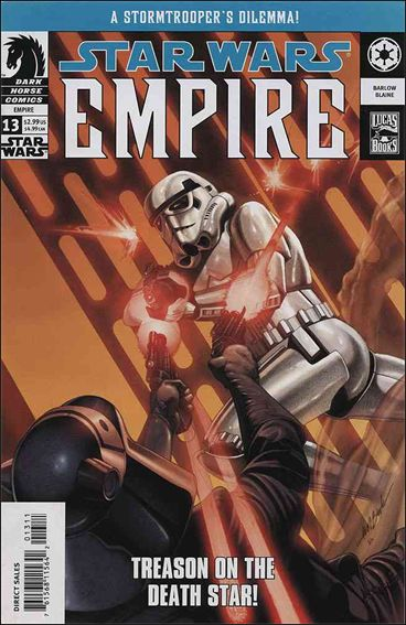 Star Wars: Empire 13-A by Dark Horse