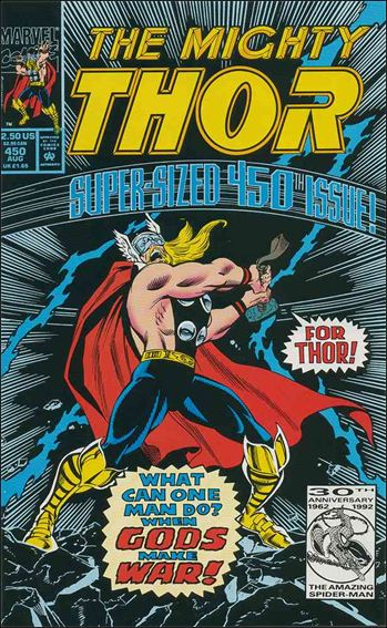 Thor (1966) 450-A by Marvel