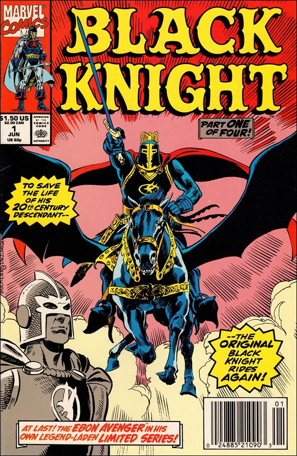 Black Knight (1990) 1-A by Marvel