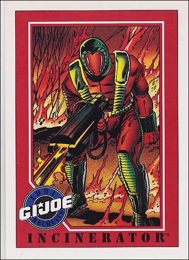 G.I. Joe (Base Set) 127-A by Impel