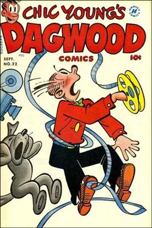 Dagwood Comics 22-A