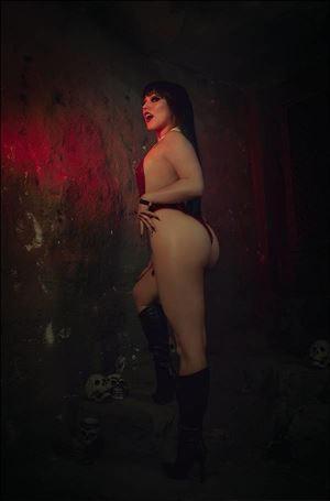 Vampirella: The Dark Powers 5-T
