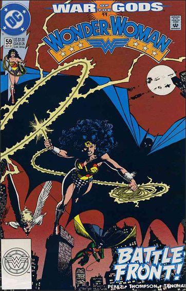 Wonder Woman (1987) 59-A by DC