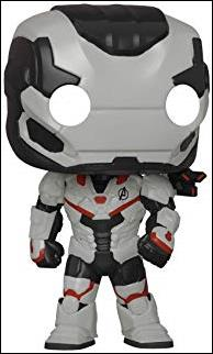Avengers Endgame Mystery Minis War Machine (Hot Topic Exclusive) by Funko