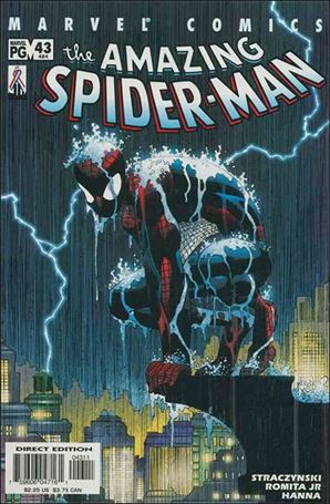 Amazing Spider-Man (1999) 43-A