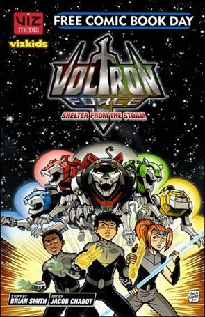 Voltron Force: Shelter from the Storm Free Comic Book Day Edition nn-A