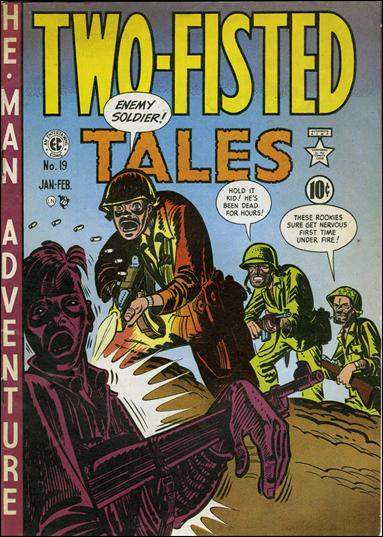 Two-Fisted Tales (1950) 19-A by E.C.