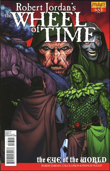 Robert Jordan's Wheel of Time: The Eye of the World (2010) 33-A by Dynamite Entertainment