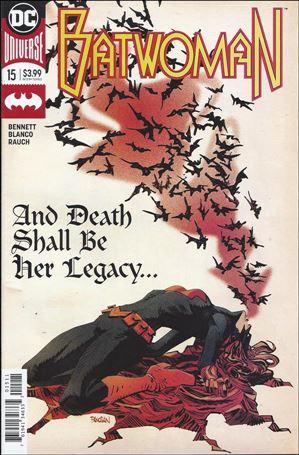 Batwoman (2017) 15-A