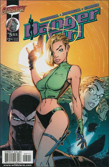 Danger Girl 5-A by Cliffhanger