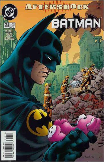 Batman (1940) 558-A by DC