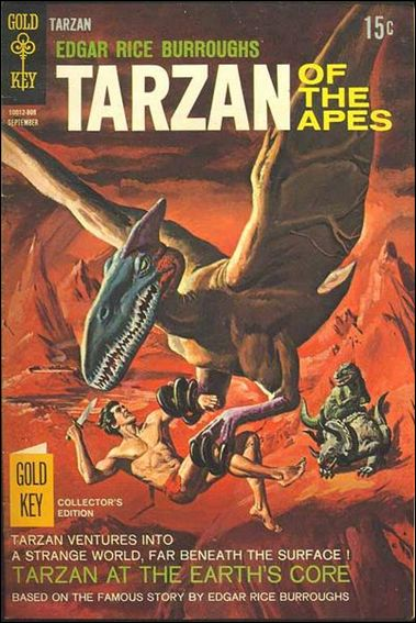 Tarzan (1962) 179-A by Gold Key