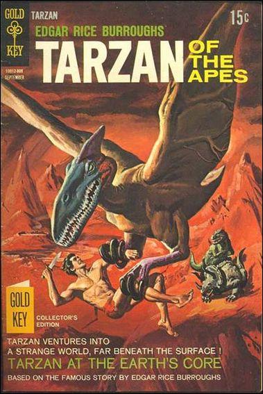 Tarzan (1962) 179-A by Gold Key