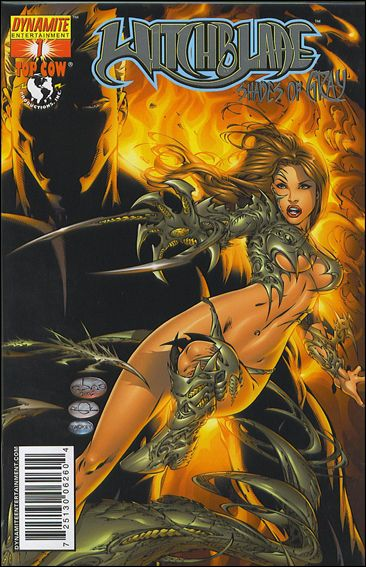 Witchblade: Shades of Gray 1-E by Dynamite Entertainment