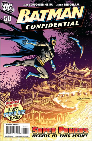 Batman Confidential 50-A by DC
