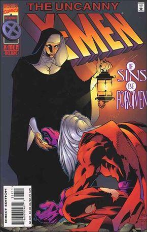 Uncanny X-Men (1981) 327-A