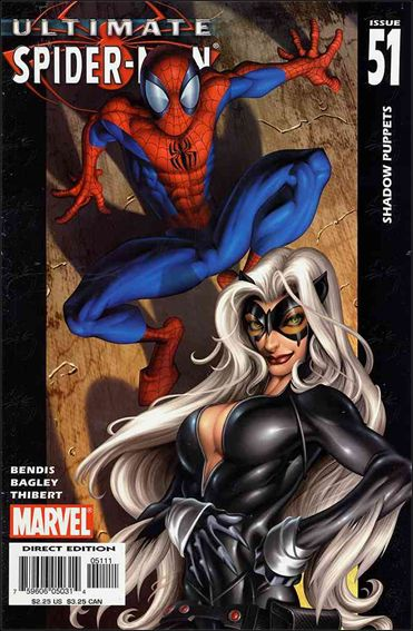 Ultimate Spider-Man (2000) 51-A by Marvel
