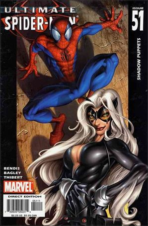 Ultimate Spider-Man (2000) 51-A