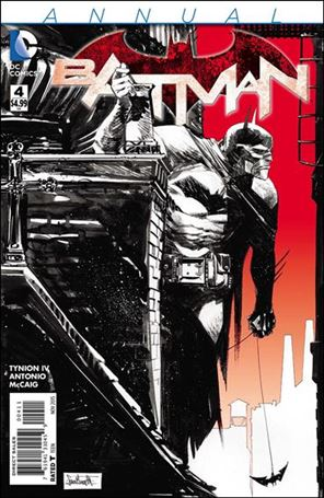 Batman Annual (2012) 4-A